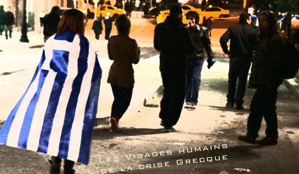 Ciné-Club: Khaos, Visages humains de la crise grecque
