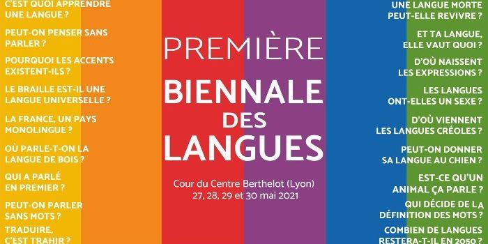 Defkalion à la Première Biennale des Langues